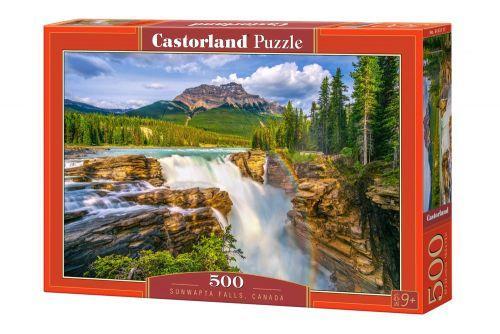 "Пазлы ""Водопад Санвапта, Канада"", 500 элементов В-53117"