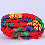 Гамак мексиканский 200*80 полосатый цветной, фото 4