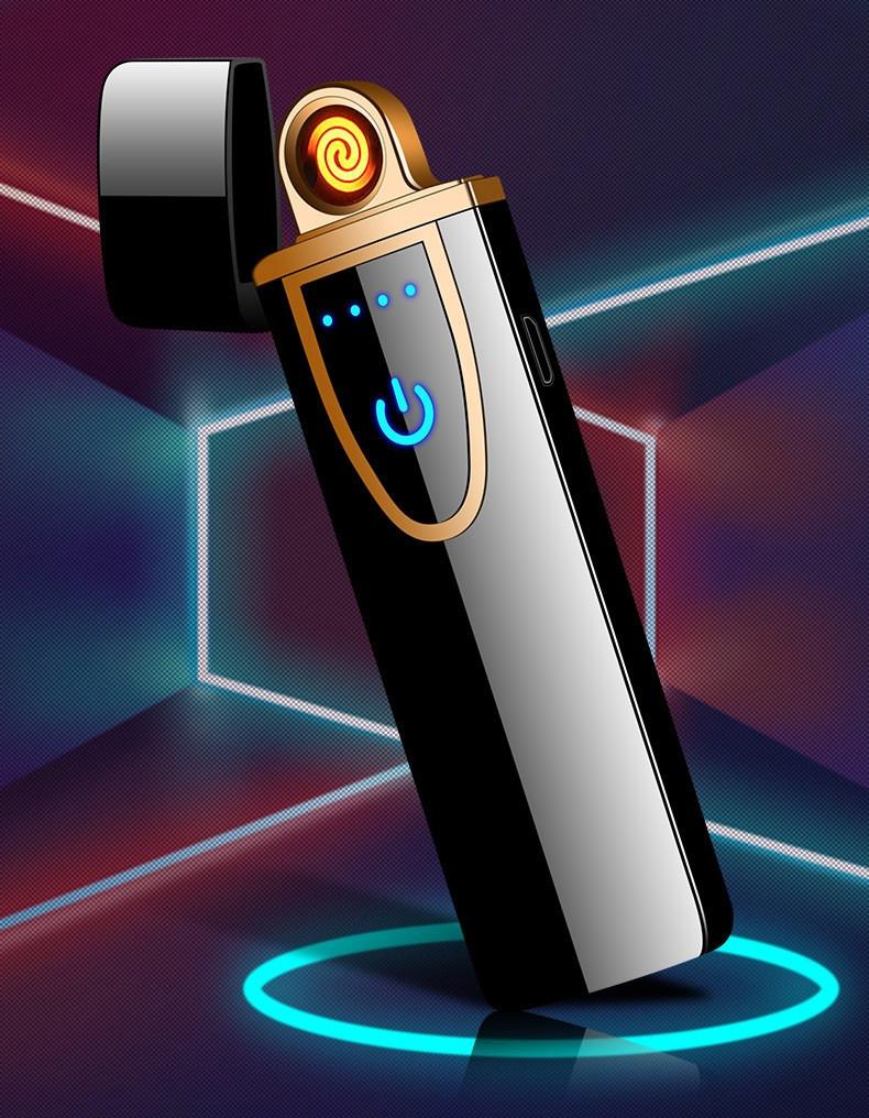 Зажигалка USB GK-601