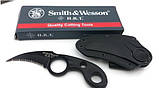 Нож керамбит Smith & Wesson SWHRT2, фото 3
