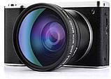 Цифровая камера CamKing X9 1080P 4.0Inch 24MP, фото 2