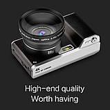 Цифровая камера CamKing X9 1080P 4.0Inch 24MP, фото 5
