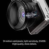 Цифровая камера CamKing X9 1080P 4.0Inch 24MP, фото 6