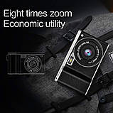 Цифровая камера CamKing X9 1080P 4.0Inch 24MP, фото 7