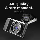 Цифровая камера CamKing X9 1080P 4.0Inch 24MP, фото 9
