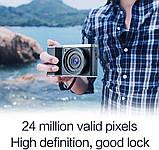 Цифровая камера CamKing X9 1080P 4.0Inch 24MP, фото 10