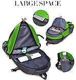 Рюкзак туристический Сhenxing 45л. СР-1033-6, фото 9