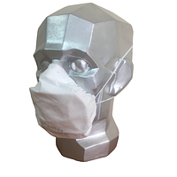 Респиратор Стандарт 203 FFP2 NR D Белый (hub_jjfm62904)