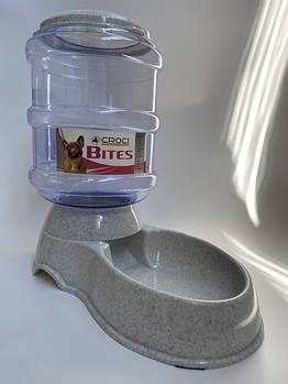 Кормушка напольная для собак Croci, 3,5 л