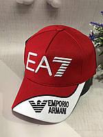 Бейсболка Emporio Armani 56-58 Электрик (0000315)