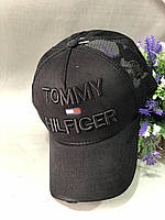 Бейсболка Tommy Hilfiger 56-58 Черный (0000332)