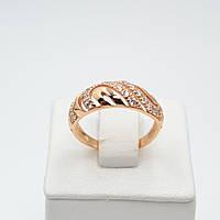 Женское золотое кольцо 11104301
