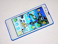 "Телефон Sony M35h Синий MTK6517 - 5"" + Android, фото 1"