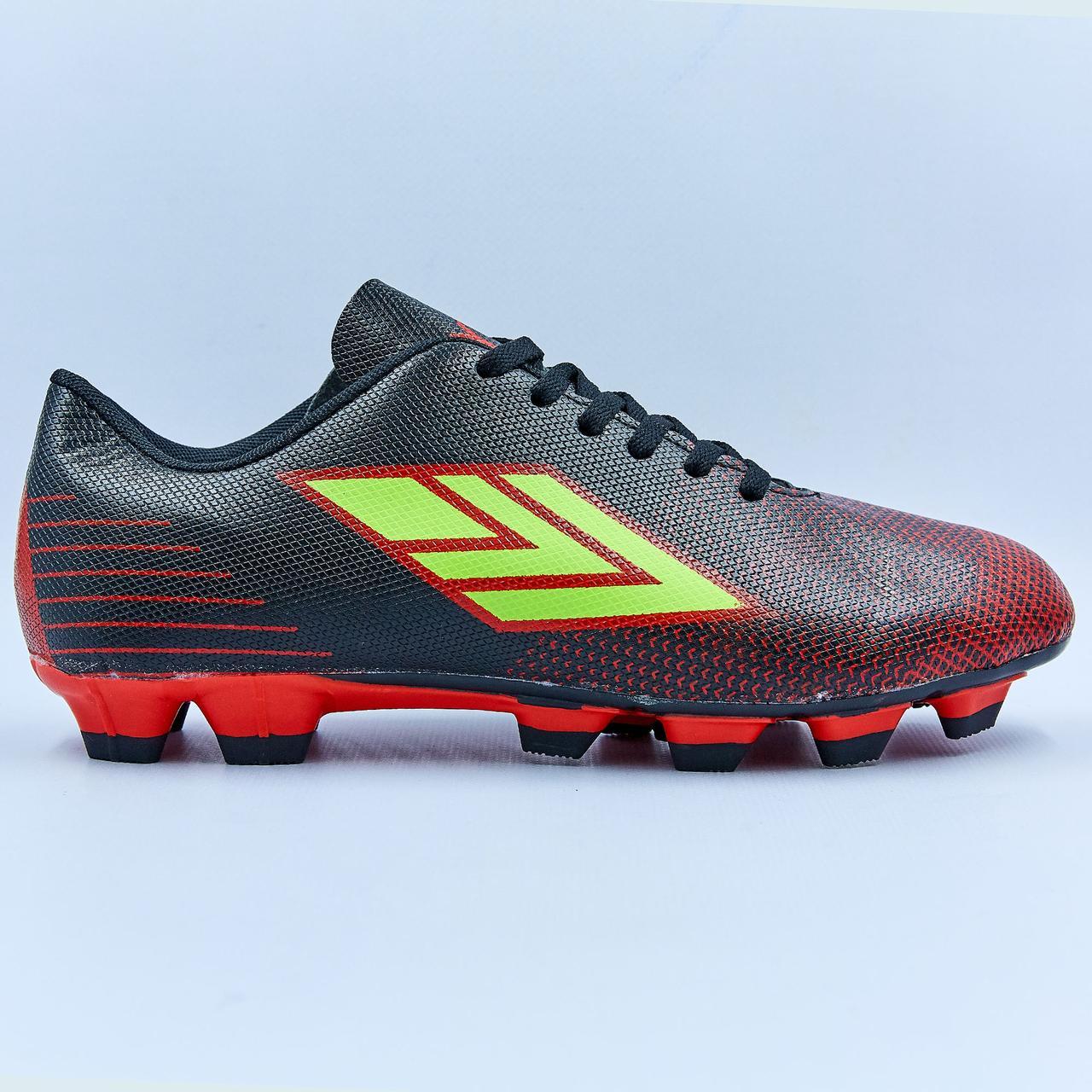 Бутсы футбольная обувь подростковая Y-1-37-41 размер 37-41 цвета в ассортименте