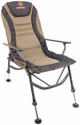 Кресло Brain Recliner Armchair III HYC021AL-III, карповое кресло для рыбалки и природы усиленное (120 кг)