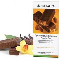 Протеиновые батончики Ваниль-Миндаль Herbalife