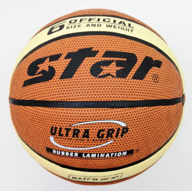 М'яч баскетбольний PU №7 STAR JMC07000Y