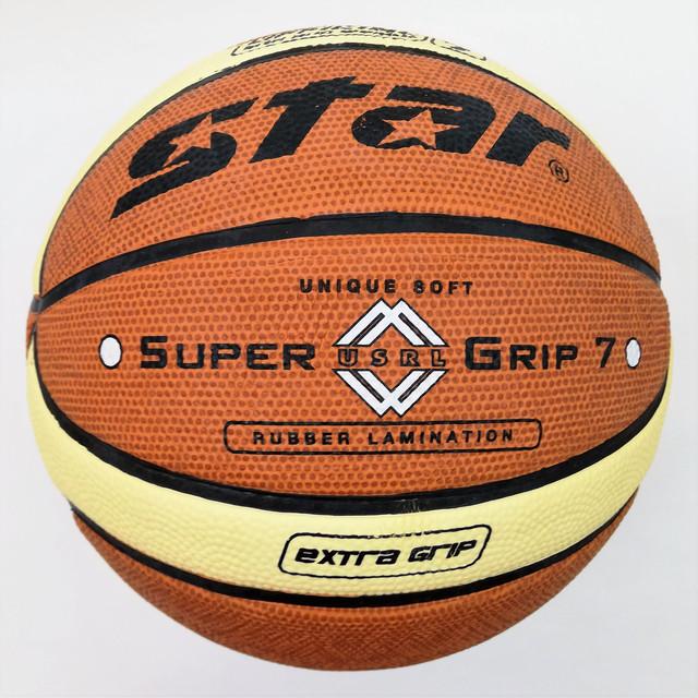 Баскетбольний м'яч PU STAR JMC07000Y розмір 7