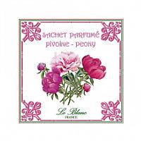 Натуральное мыло Le Blanc Пион, 100 г, в жестяной упаковке (М9741) 3760110100607