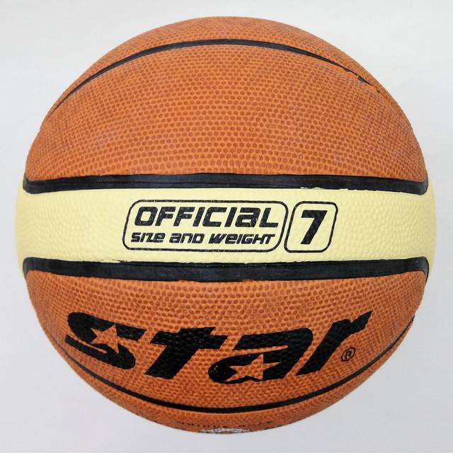 М'яч баскетбольний №7 STAR JMC07000Y