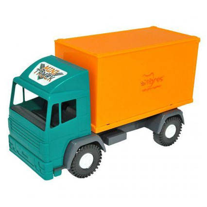 "Машинка ""Mini truck: Контейнеровоз"" 39687"