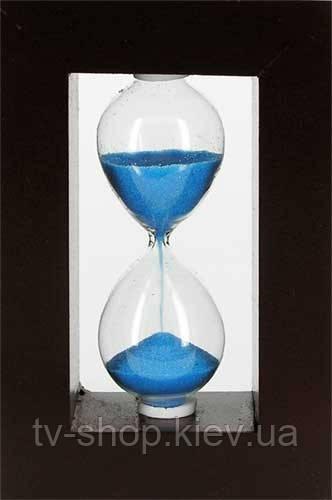 Песочные часы в рамке