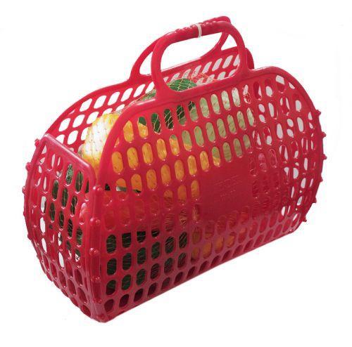Корзинка с овощами, 8 шт (красная) KW-04-465