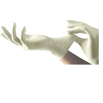 Перчатки Medicare хирургические стерил. ДВОЙНЫЕ (латексные припудр. и нитриловые неприпудр.) р.8,0