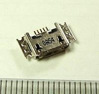 060 Micro USB Разъем, гнездо питания для планшетов и смартфонов Samsung I8510 G810 G818 s7220 S8511