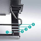 Регулируемая подставка для ноутбука с охлаждением ErgoStand 181/928, фото 5