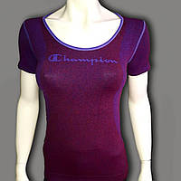 "Спортивная Футболка"" Champion"" by Donna-italiana. ""S"" Женская спортивная футболка"