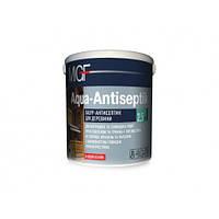 Лазурь-антисептик MGF Aqua-Antiseptik белая