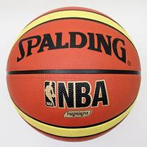 Баскетбольний м'яч №7 SPALDING 62-506T