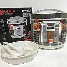 Мультиварка 6,0 л 1500Вт 32 програми йогуртниця BITEK BT-00032 (4 шт/ящ)