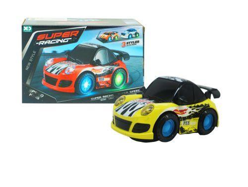 "Машинка ""Super Racing"" (желтый) 17058"