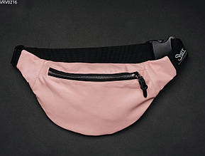 Поясная сумка Staff pink