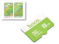 Карта памяти 8Gb TF Micro SDXC Hoco HC-TF-08G