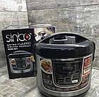 Мультиварка Sinbo SHB-801,6л., 1200Вт., фото 2