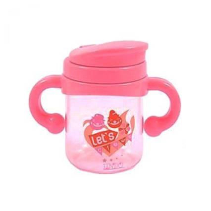 Поилка - чашечка (розовый) К 547