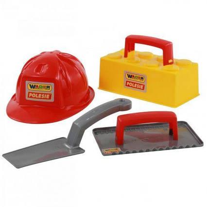 "Набор каменщика №3 ""Construct"" (4 элемента) 50519"