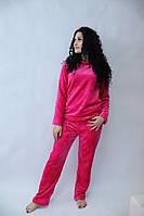 Пижама женская тёплая. Турция, фото 1