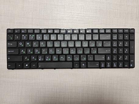 Клавиатура для ноутбука ASUS (K50, K51, K60, K61, K70, F52, P50, X5), rus, black, фото 2