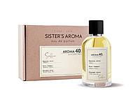 Парфюмированная вода Sisters Aroma 40, 100 мл