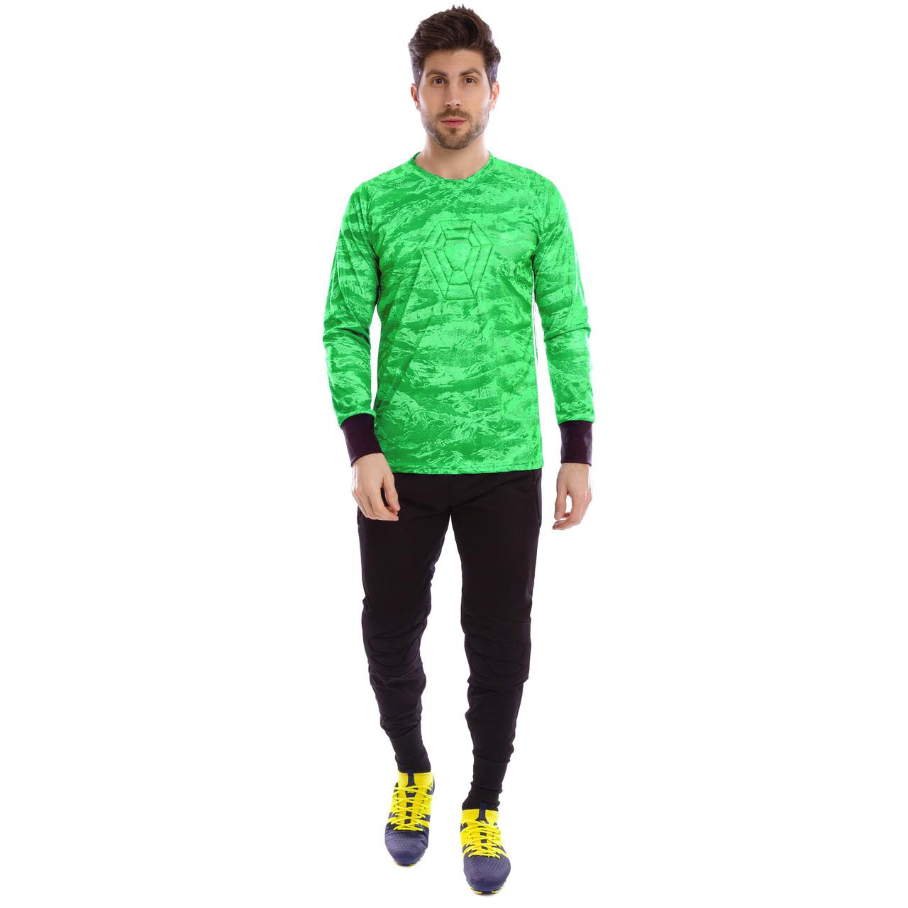 Форма футбольного вратаря Zelart CO-7002 (PL, р-р L-2XL, цвета в ассортименте)