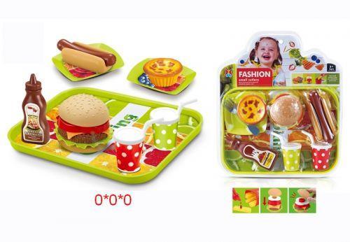 "Набор продуктов ""Обед Fast Food"" XJ326H-16"