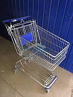 Тележка покупательская Wanzl D101RC б/у, фото 1