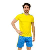 Футбольная форма Zelart CO-811 (PL, р-р S-3XL-44-54, цвета в ассортименте)