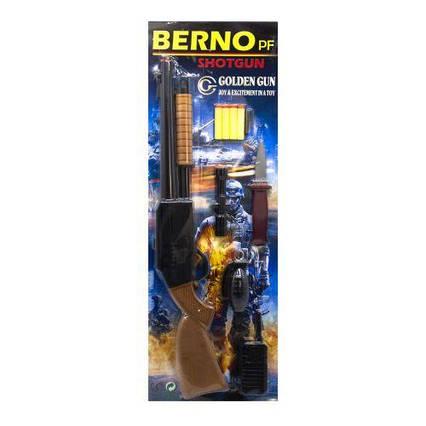 "Дробовик ""Berno"" с мягкими патронами и аксессуарами 920"