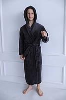 Подростковый халат Длинный на запах, фото 1