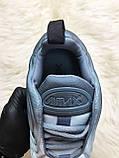 Женские кроссовки Nike Air Max 720 Light Grey, Женские Найк Аир Макс 720 Серые, фото 8